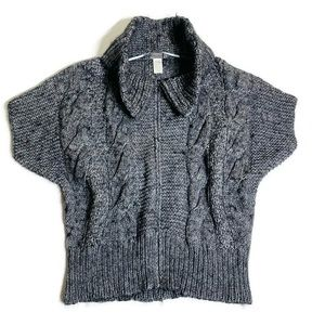 Anthropology Elsamandra wool alpaca chunky sweater